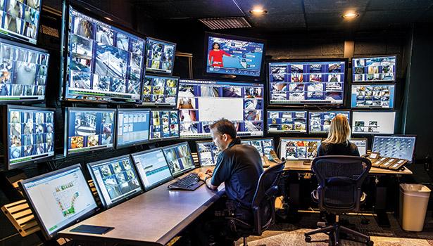 Central Station Monitoring Bfpe International