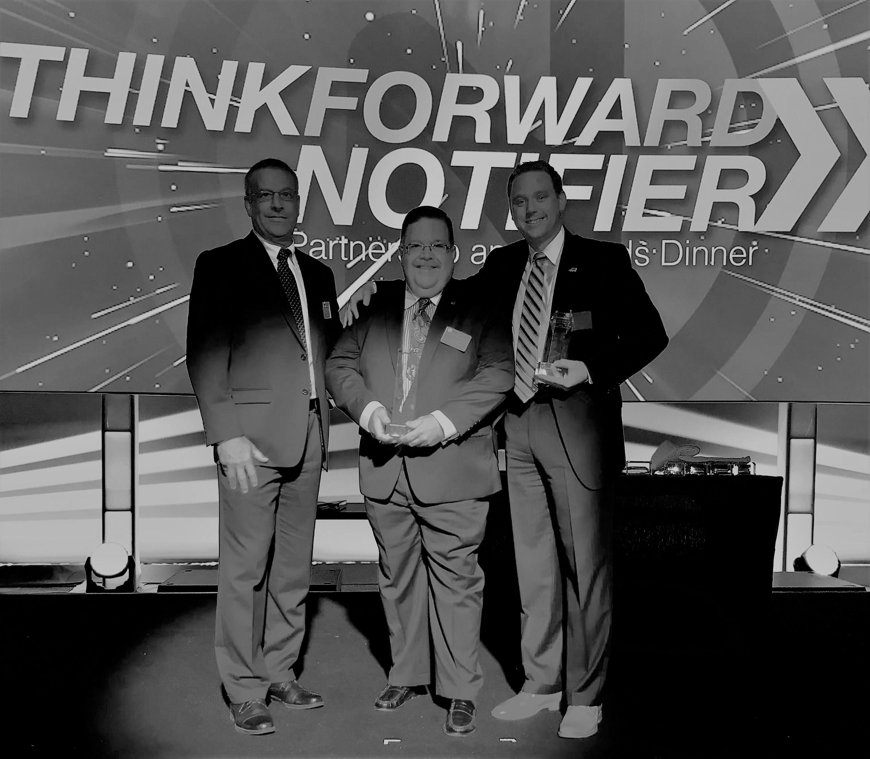 2018 Notifier Distributor of the Year!!! - BFPE International