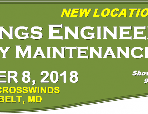 2018 Capital Buildings Engineering & Facility Maintenance Show