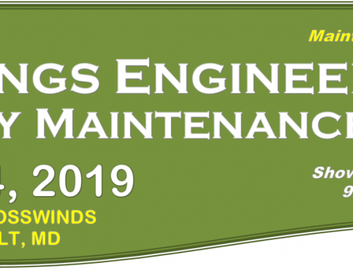 2019 Capital Buildings Engineering & Facility Maintenance Show